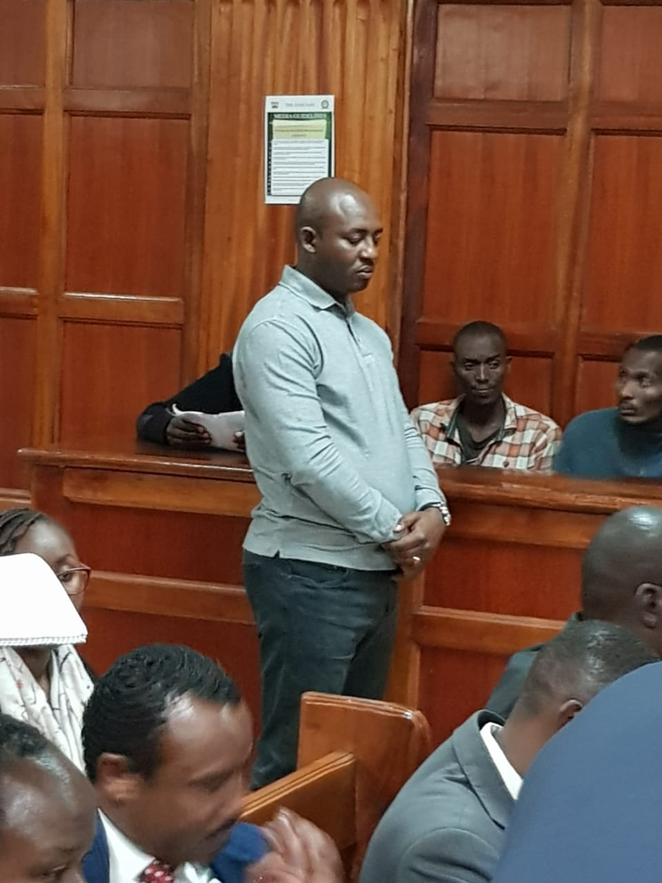 Hearing of Ksh.27M fake gold case fails to kick off