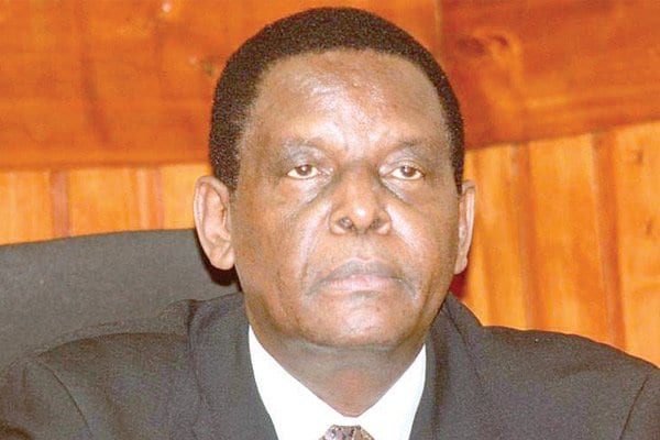 Judge Martin Muya to appeal tribunal decision recommending his removal