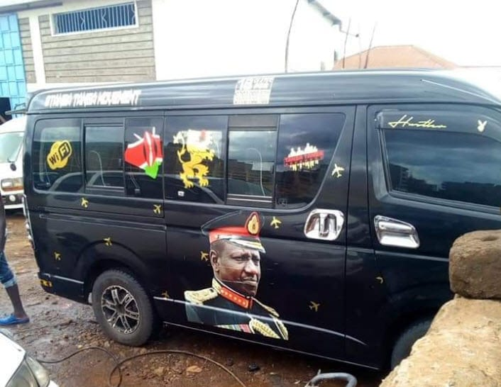 MCA remanded for 5 days for 'misusing' DP Ruto photo