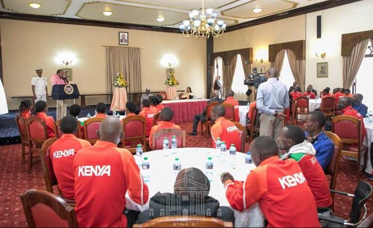 Athletes finally receive KSh181m in Govt compensation