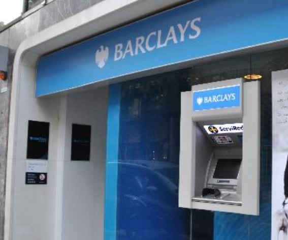 Police officers among 5 charged with stealing from Barclays Bank ATMs