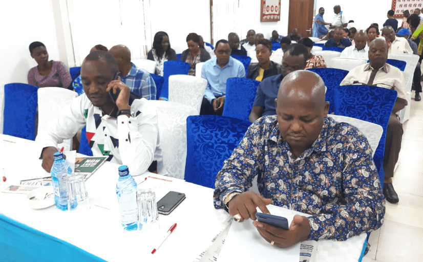 Water CS Chelugui says Gov't committed to ensure water supply countrywide