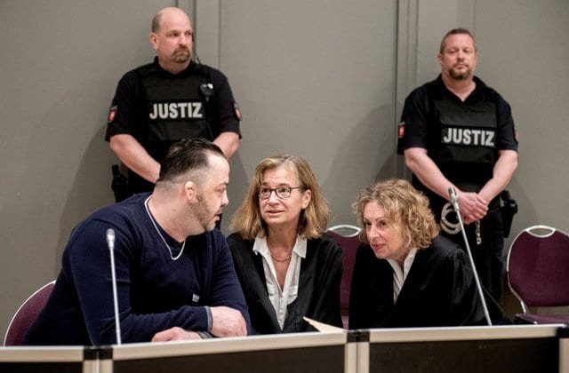 German nurse who killed 85 patients gets life in prison