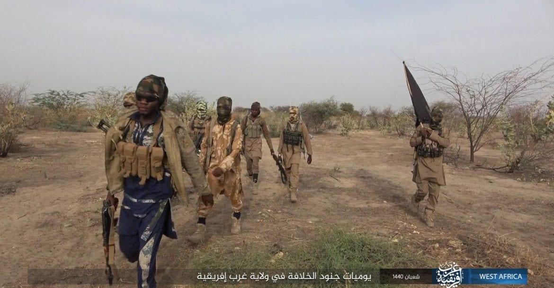 Islamic State says it killed 20 Nigerian soldiers: statement