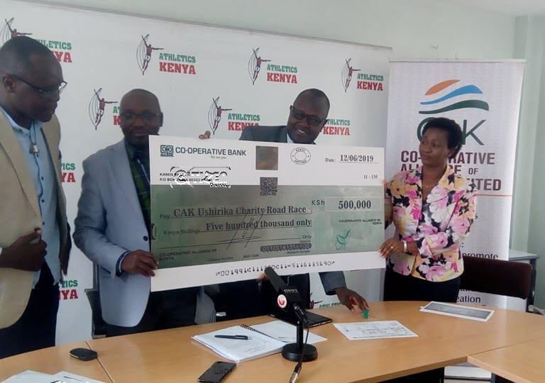 Mneria, Mutai to highlight CAK Ushirika Road Race