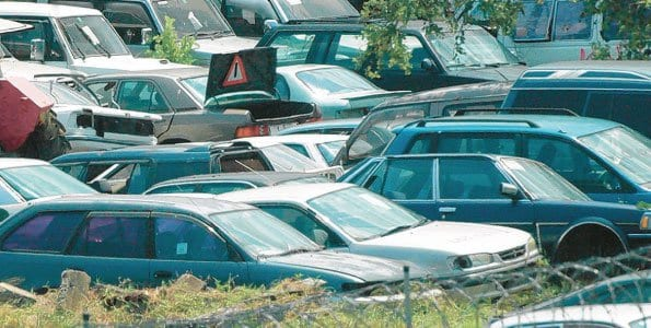 Siaya police set to auction over 100 unclaimed motorcycles, vehicles