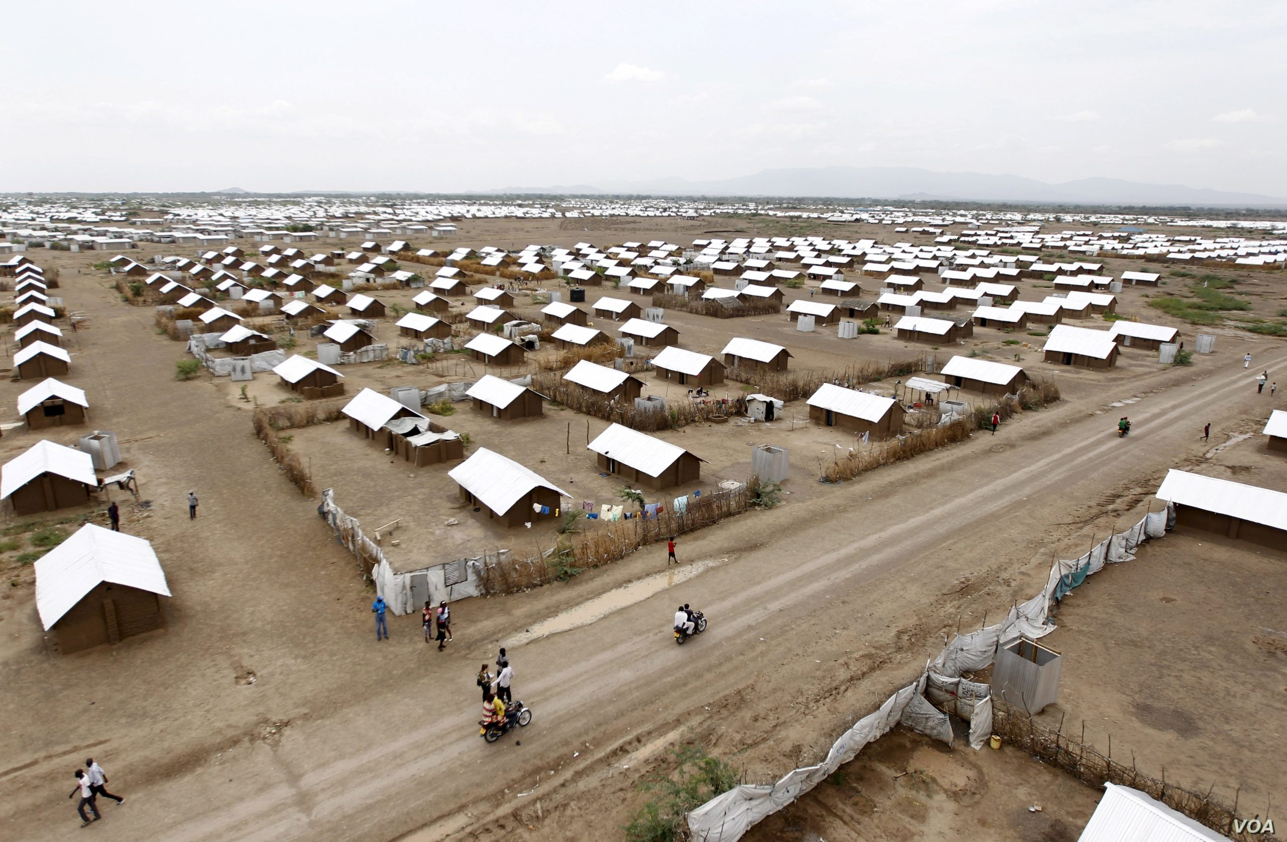 Kenyans warm to refugees after benefiting from them