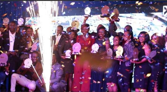 Royal Media Services wins 15 prestigious awards at CA Kuza fete