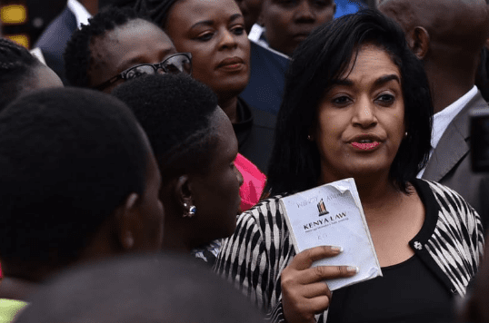 I'm tired of being disrespected, says Passaris as she blasts Sonko