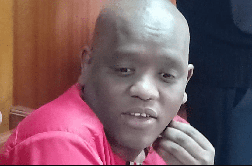 Itumbi ordered to pay Ksh.20K child support after DNA confirms paternity