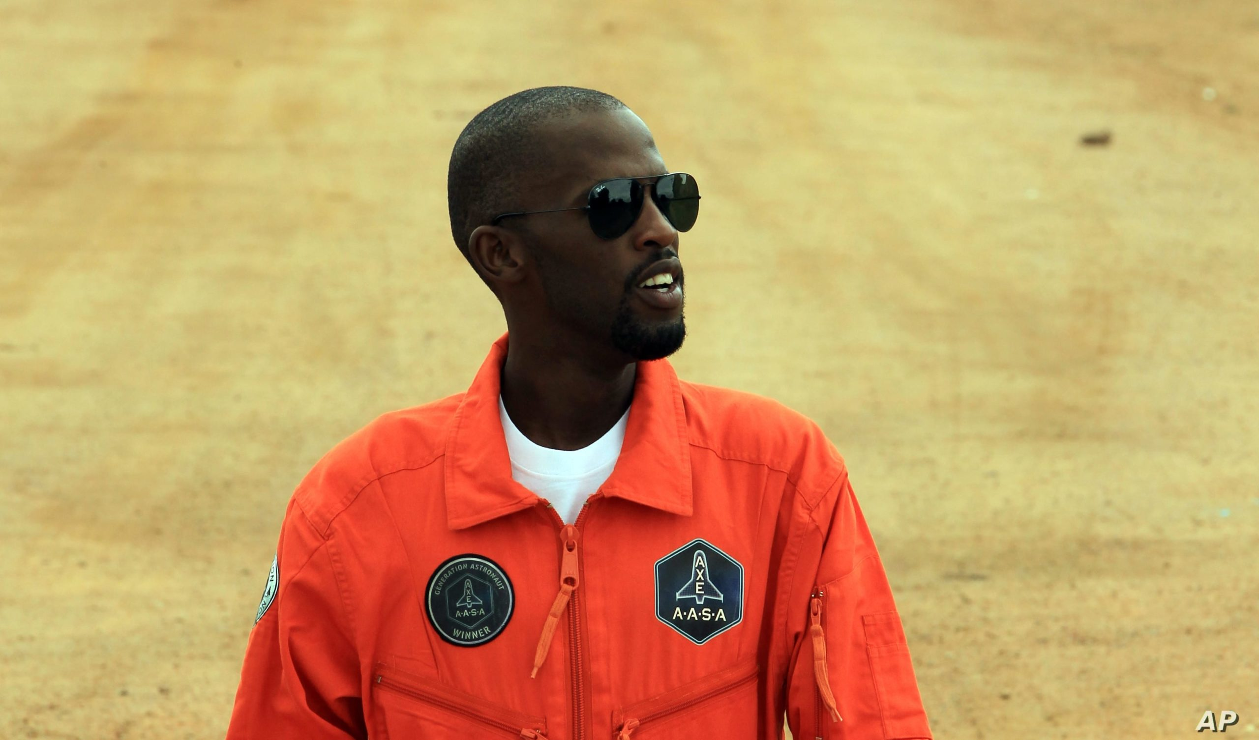 Would-be first black African in space dies in road crash