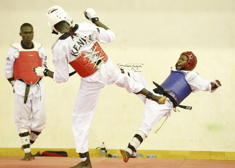 Kenya bags medals in Taekwondo at African Games
