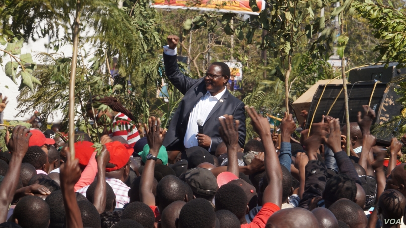 Top court hears Malawi presidential election result challenge