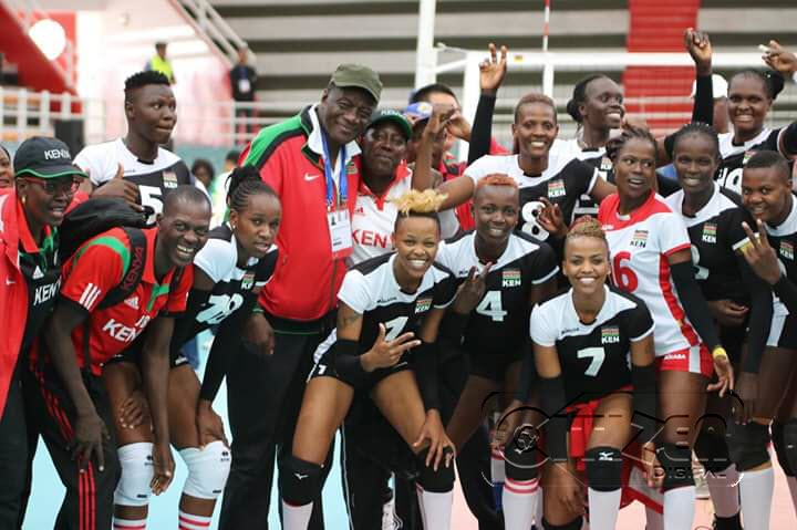 Dancing to gold? Kenya to face Cameroon in grudge final rematch