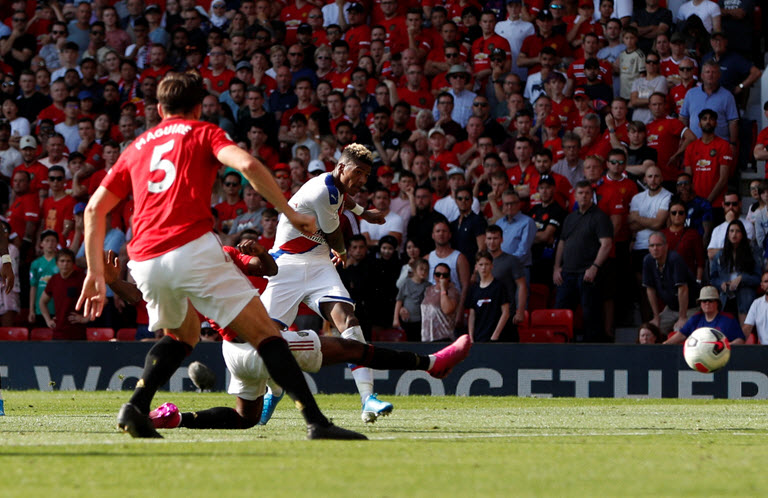 Manchester United lick fresh wounds after Crystal stoppage time winner