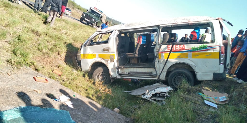 Five killed, 15 injured in grisly Bomet accident