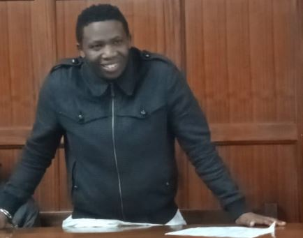 Former ODM Councillor Mwongolo in court over Ksh.500,000 fraud