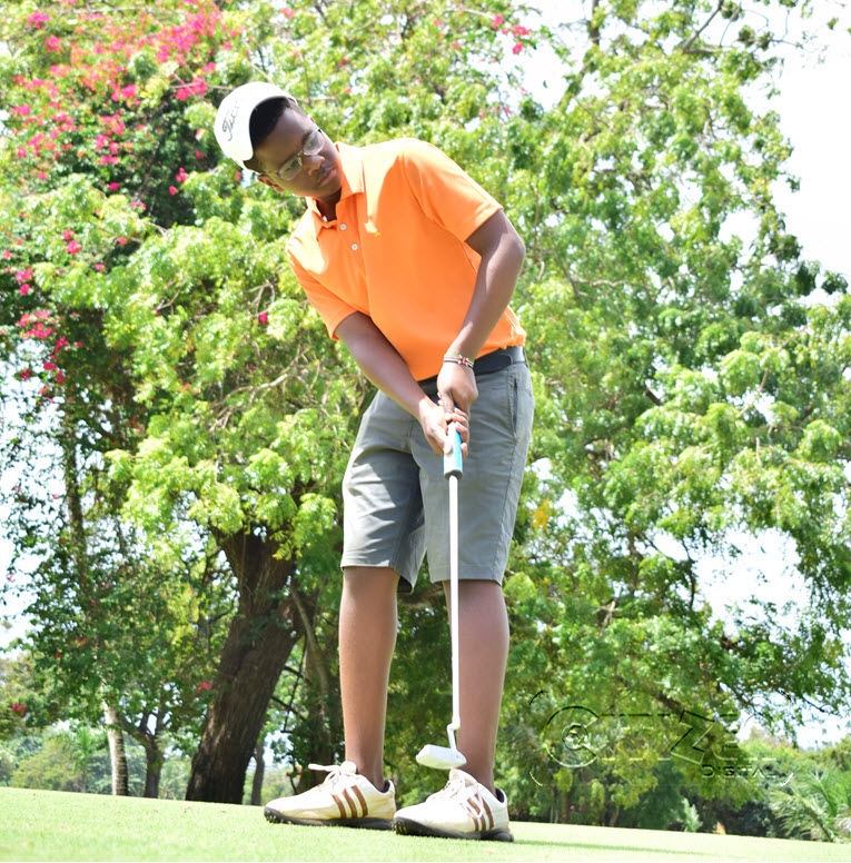 Okello, Nandwa and Indiza lead after round two in Nyali