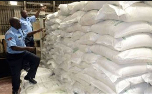 DCI launches investigations over theft of 5000 bags of mercury laced sugar