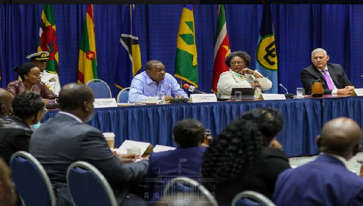 President Kenyatta asks for Caribbean support in Kenya's bid for UN Security Council seat