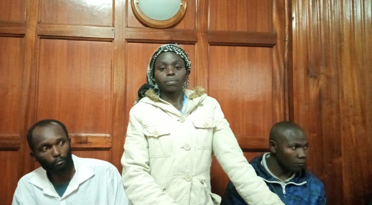 Woman charged with kidnapping minor at Neno Evangelism church
