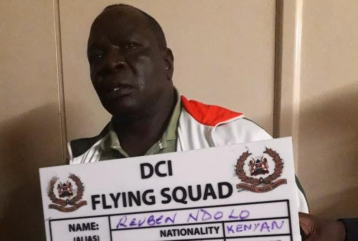 Ex-Makadara MP Reuben Ndolo released on bail