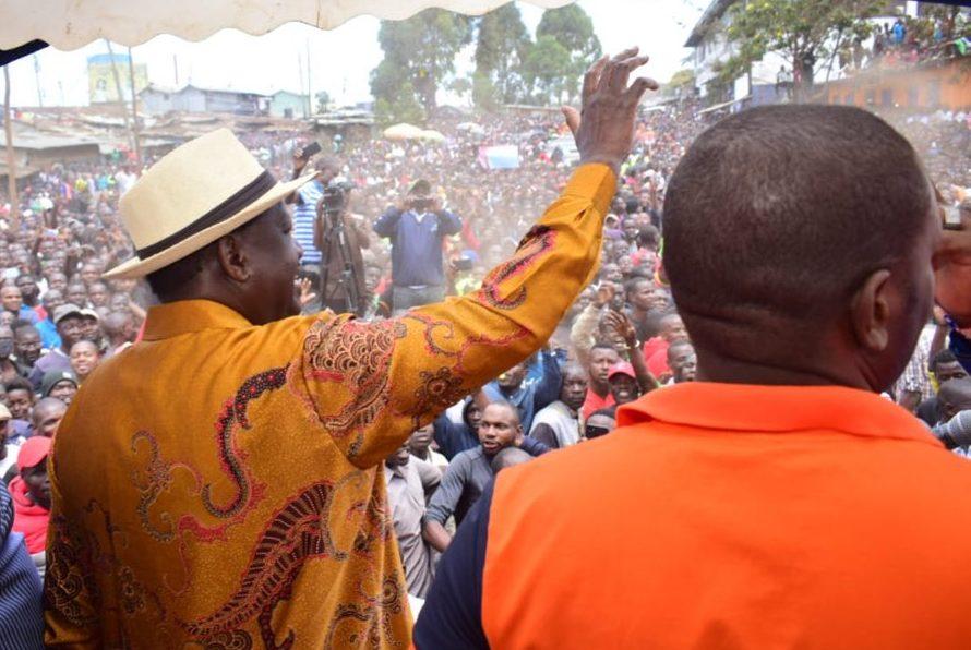 ODM postpones Kibra nominations over 'lack of security personnel'