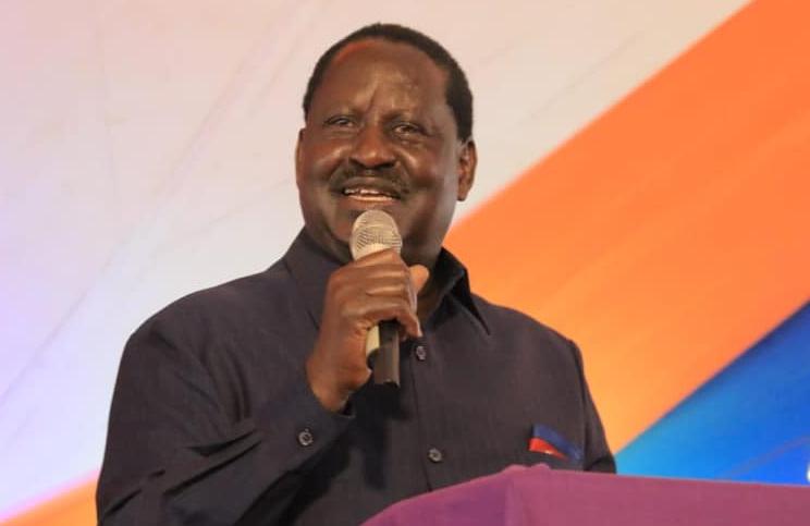 Raila says President Kenyatta helped break revenue sharing stalemate