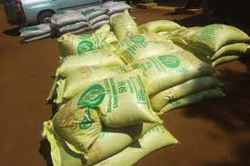 Police seize suspected illegally imported sugar in Siaya