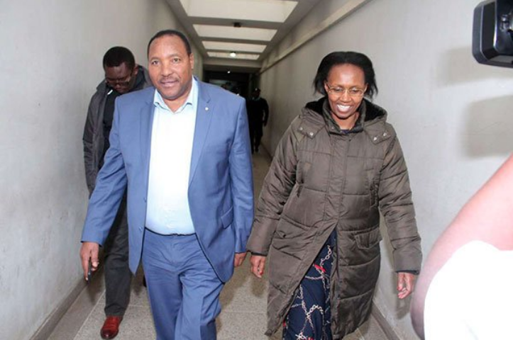 Ferdinand Waititu missing in court, lawyer says he tested positive for COVID-19