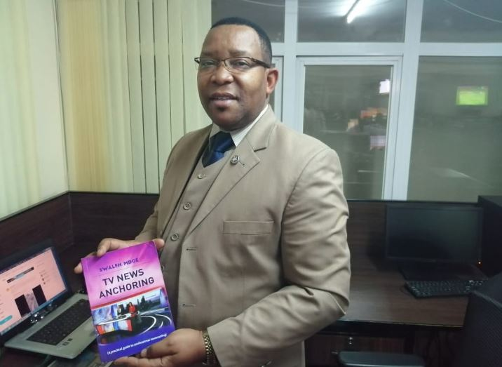 OPINION: Why aspiring journalists should read Swaleh Mdoe's 'TV News Anchoring'