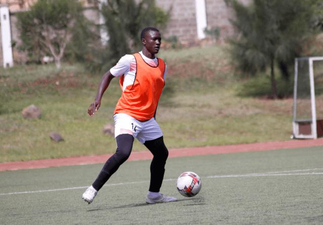 Kenya's Rising Stars in Uganda for CECAFA