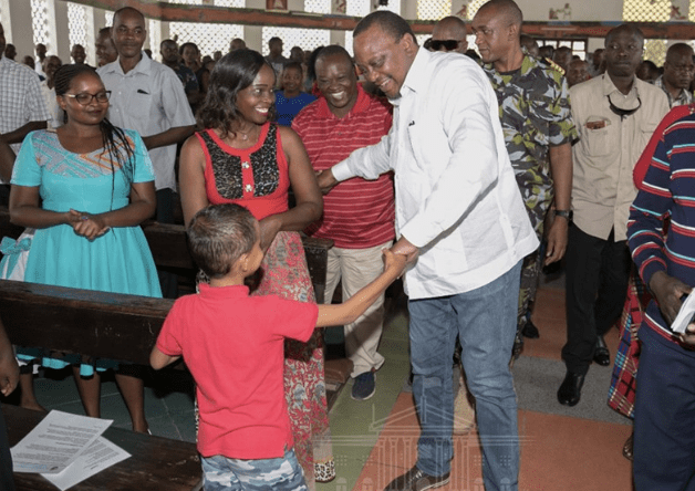 OPINION: Uhuru's presidential compassion acts inject hope in times of national gloom