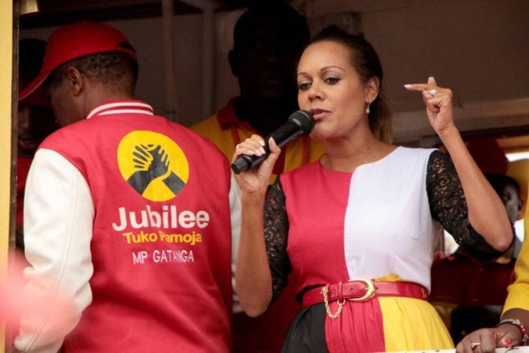 Raila fights for Mwende Mwinzi, says MPs move is 'disturbing and dubious'