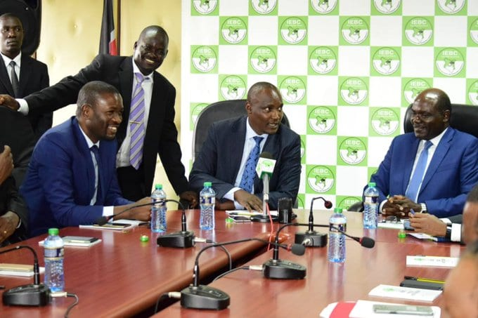 2017 voter register to be used in Kibra by-election: IEBC
