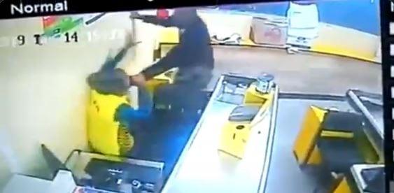 Eastmatt reveals that man who assaulted female cashier is their employee
