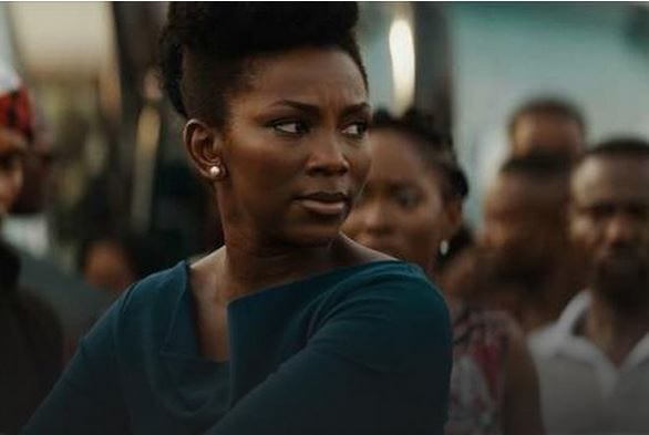 Nigeria's Lionheart film dropped from Oscars listing over English use