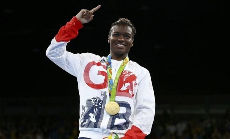 Double Olympic champion Adams retires over sight fears
