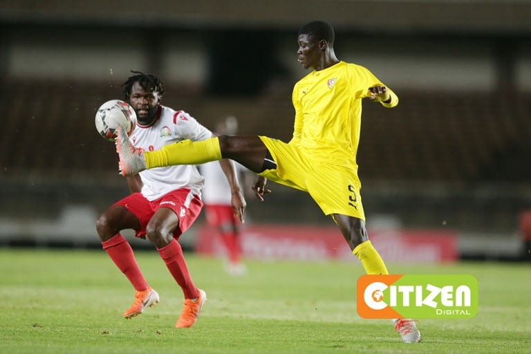 Omollo screamer lights up Kasarani as Harambee Stars draw with Togo