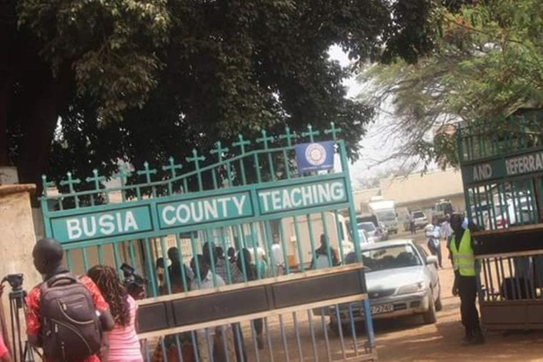 One person killed after goons in police uniform attack Busia residents