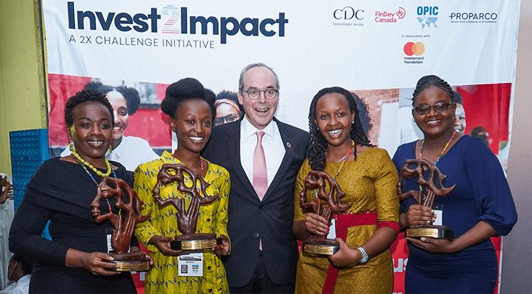 31 Kenyan women entrepreneurs win Invest2Impact awards in Rwanda