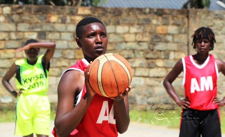 KYISA Games: Busia basketball team finish second