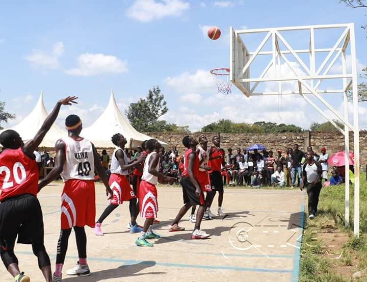 Busia crowned KYISA men basketball champions