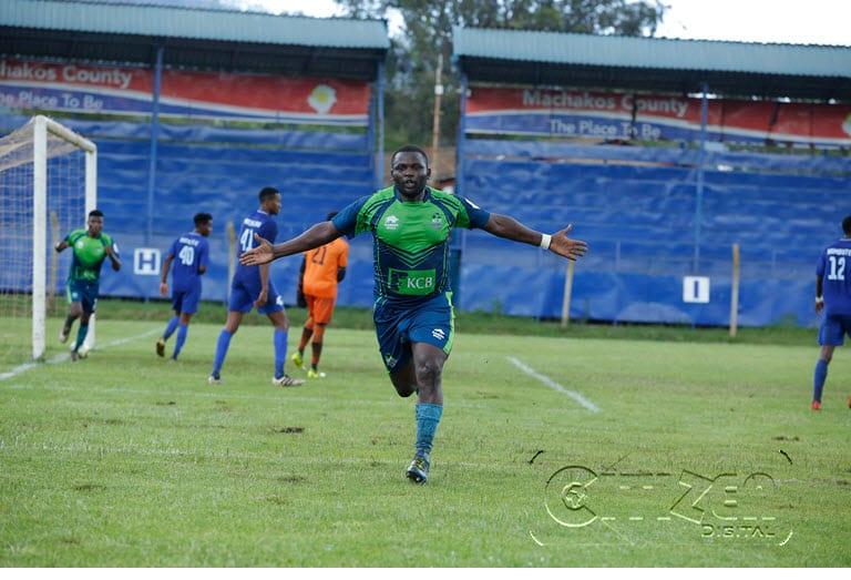 Agwanda bags a hat trick as KCB dispatch Posta