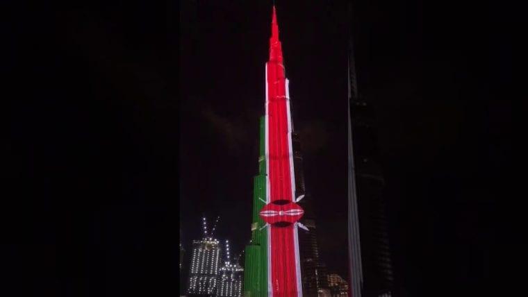 Brand Kenya: Gov't did not pay Ksh.6.9M for three-minute ad on Burj Khalifa