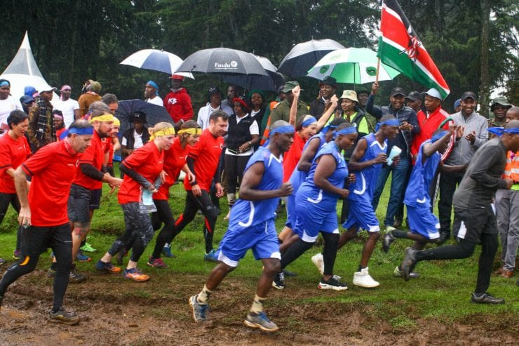 Over 500 participants take part in The Forest Challenge
