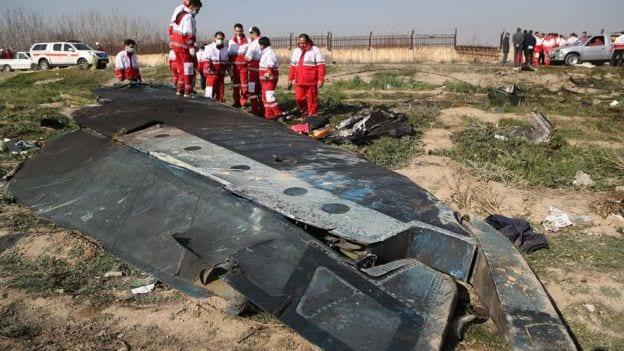 Iran admits to shooting down Ukrainian plane