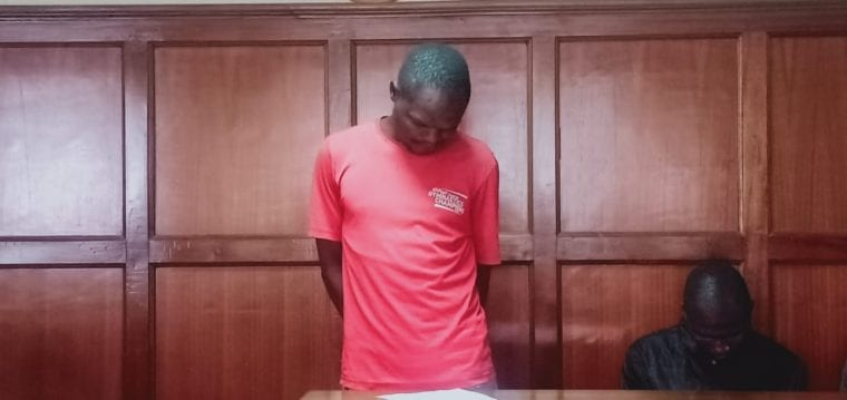 Man charged over 'mchafu wewe' insult, freed on Ksh.20K bail