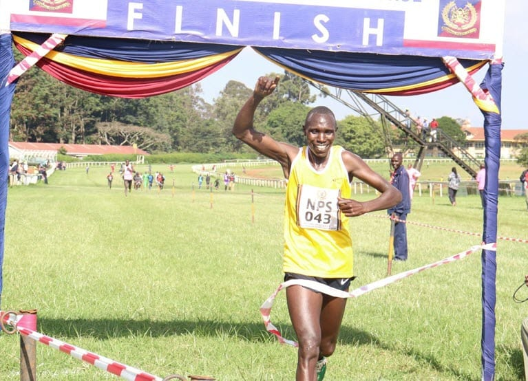 Incredible Kamworor bags seventh Police X-Country title