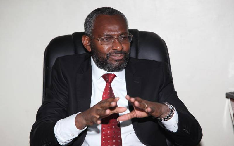 Prof. Kiama to continue serving as UoN Vice Chancellor – court rules